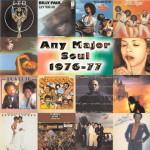 Any Major Soul 1976-77