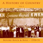 A History of Country Vol. 6: Before Rock & Roll – 1950-51