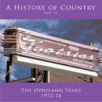 A History of Country Vol. 13: 1972-74