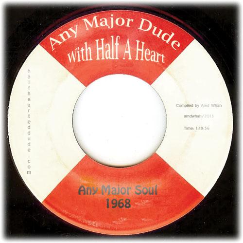 Any Major Soul 68