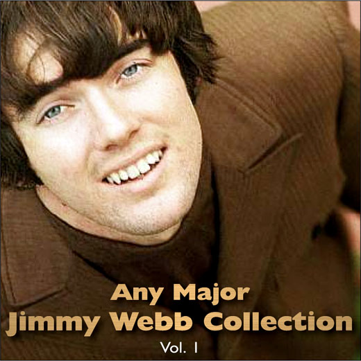 Any Major Jimmy Webb Collection 1