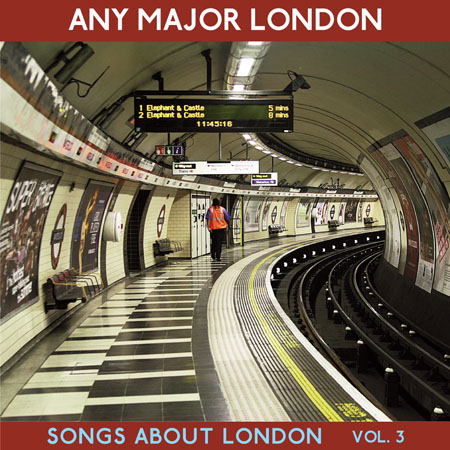 Any Major London Vol. 3