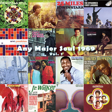 Any Major Soul 1969 Vol. 1
