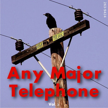 Any Major Telephone Vol. 2