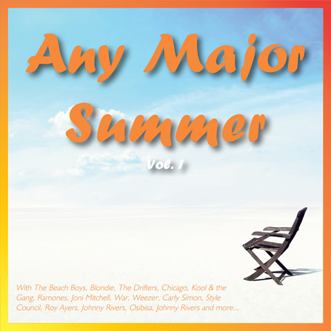 Any Major Summer Vol. 1 - front