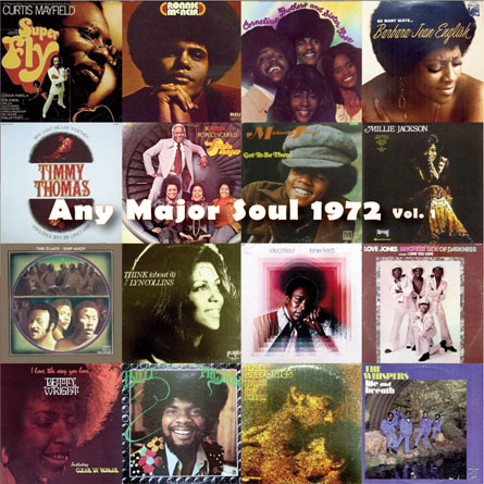 Any Major Soul 1972 - Vol.1