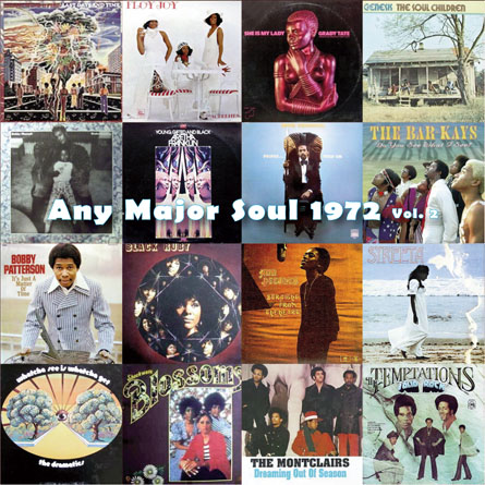 Any Major Soul 1972 - Vol.2