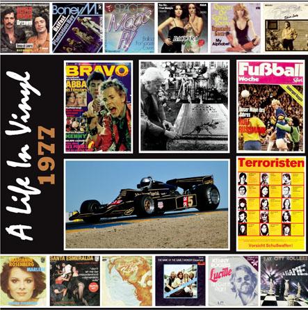 Life In Vinyl 1977