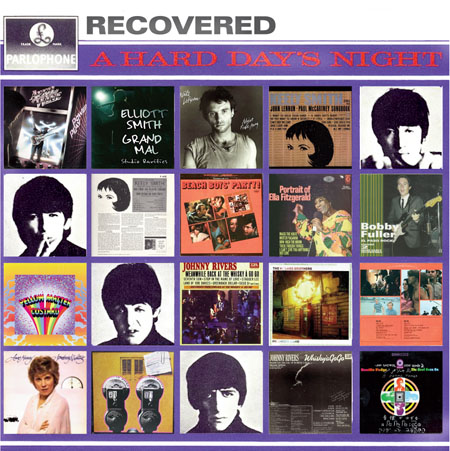 A Hard Day's Night Recovered- front