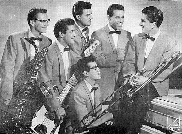 Freddie Bell & the Bellboys, on whose rendition of Hound Dog Elvis based his.
