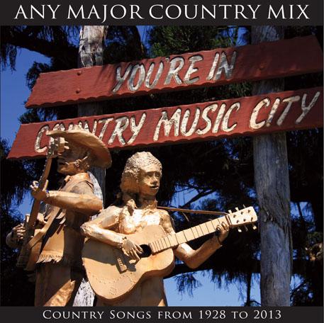 Any Major Country Mix