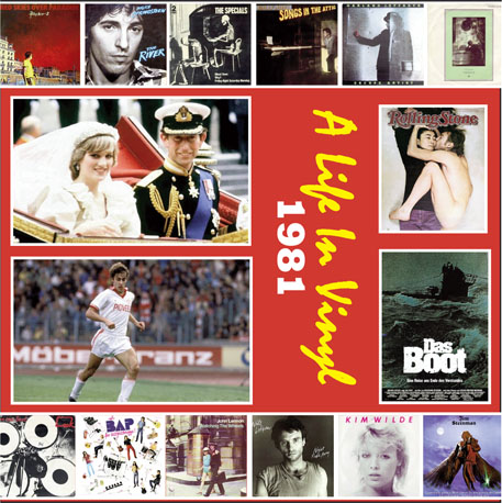 A Life In Vinyl - 1981