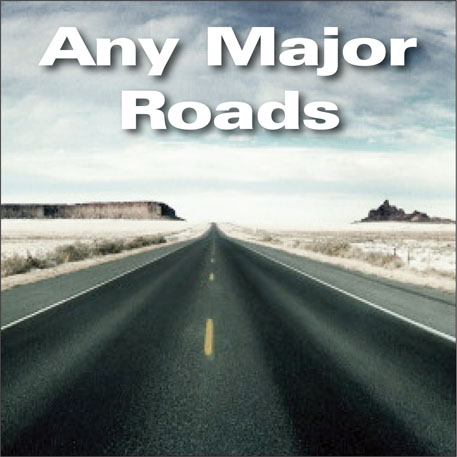 Any Major Road Vol.1