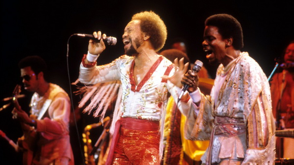 Earth, Wind & Fire's Maurice White and Philip Bailey defied the sartorial codes of American masculinity.