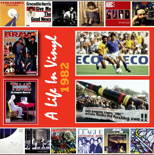 Life in Vinyl 1982