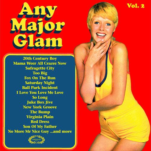Any Major Glam Vol. 2