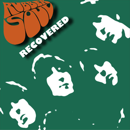 Rubber Soul Recovered - front