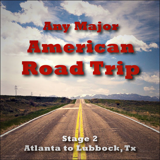 Any Major American Road Trip 2