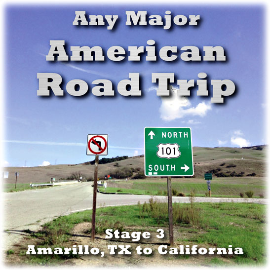 Any Major American Road Trip - Stage 3