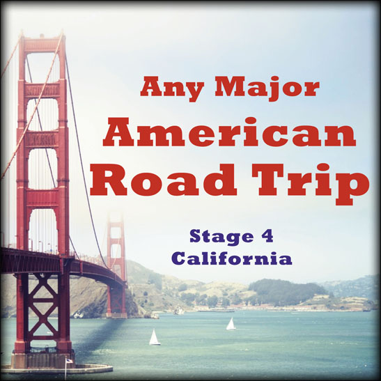 Any Major American Road Trip - Stage 4