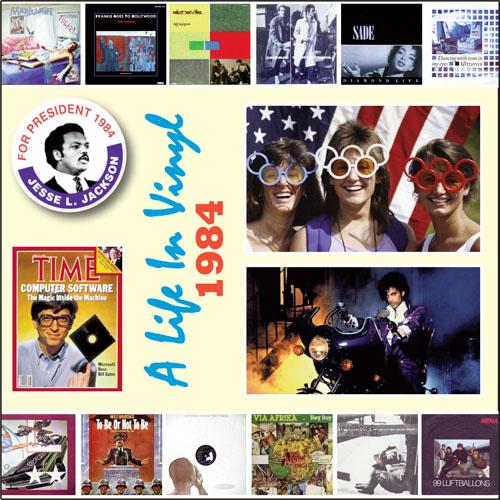 Life in Vinyl 1984