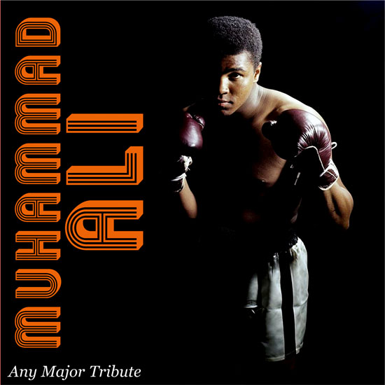 Muhammad Ali - Any Major Tribute