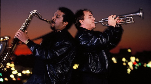 The Memphis Horns have fallen silent. After the death of Andrew Love (left), Wayne Jackson left us this month to join the great horn section in the sky.