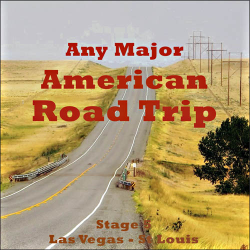 Any Major American Road Trip - Stage 5