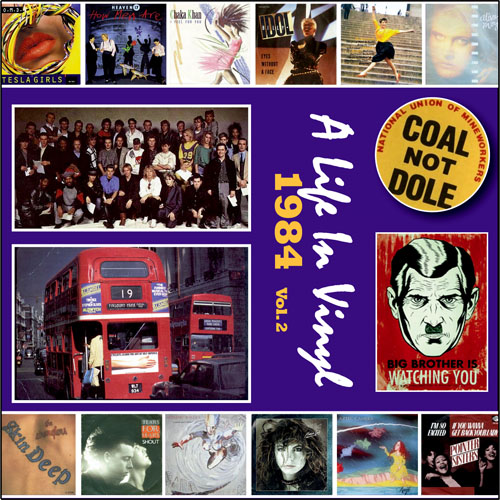 Life in Vinyl 1984-2