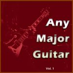 Any Major Guitar Vol. 1