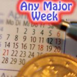 Any Major Week Vol. 1