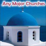 Any Major Churches