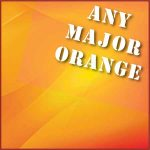 Any Major Orange