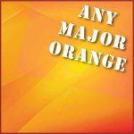 Any Major Orange