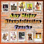 Any Major Blaxploitation Tracks