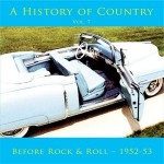 A History of Country Vol. 7: 1952-53