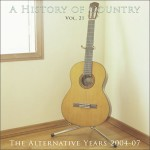 A History of Country Vol. 21: 2004-07