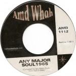 Any Major Soul 1965