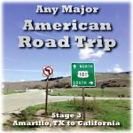 Any Major American Road Trip – 3