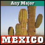 Any Major Mexico