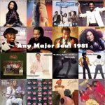 Any Major Soul 1981